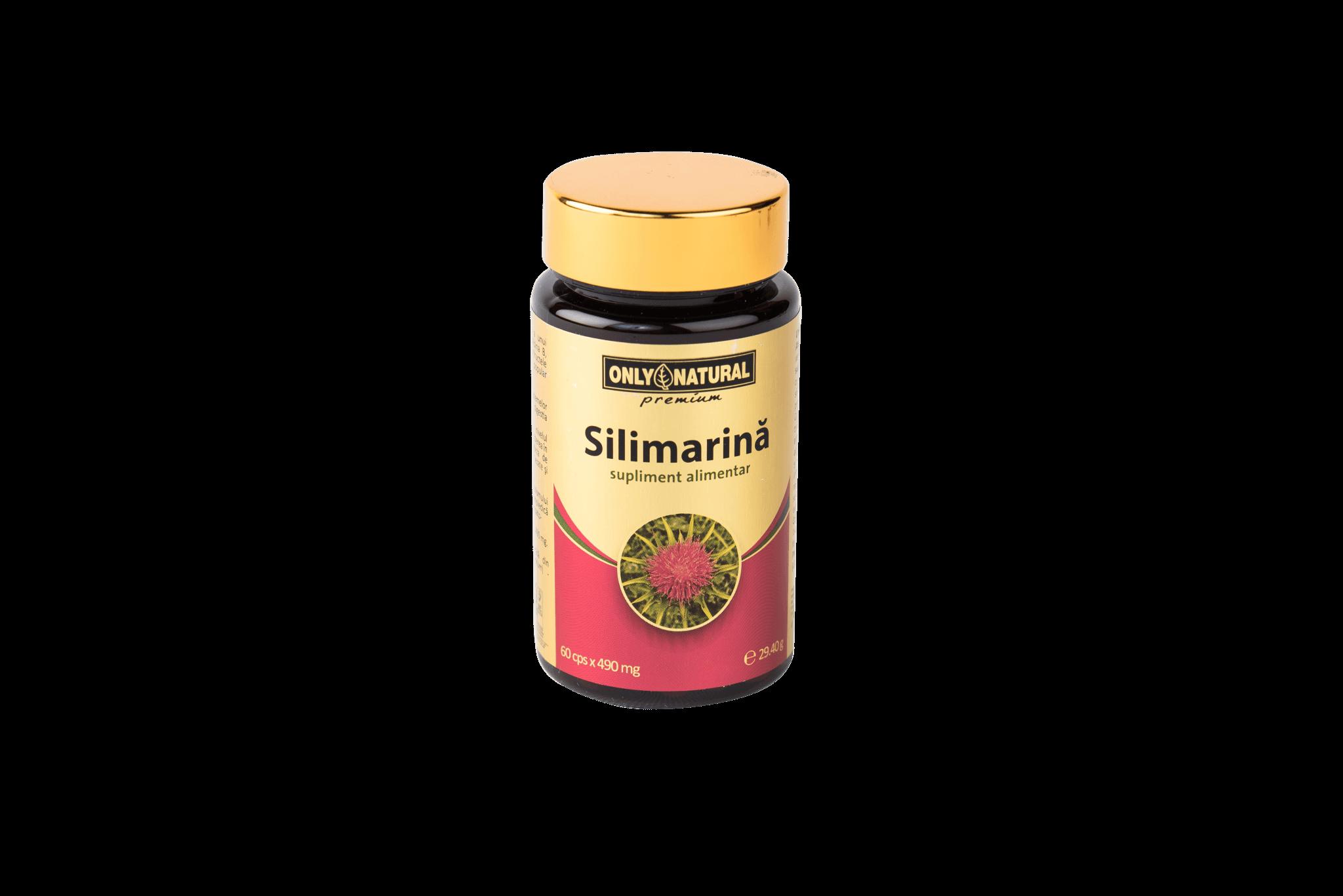Capsule Silimarina