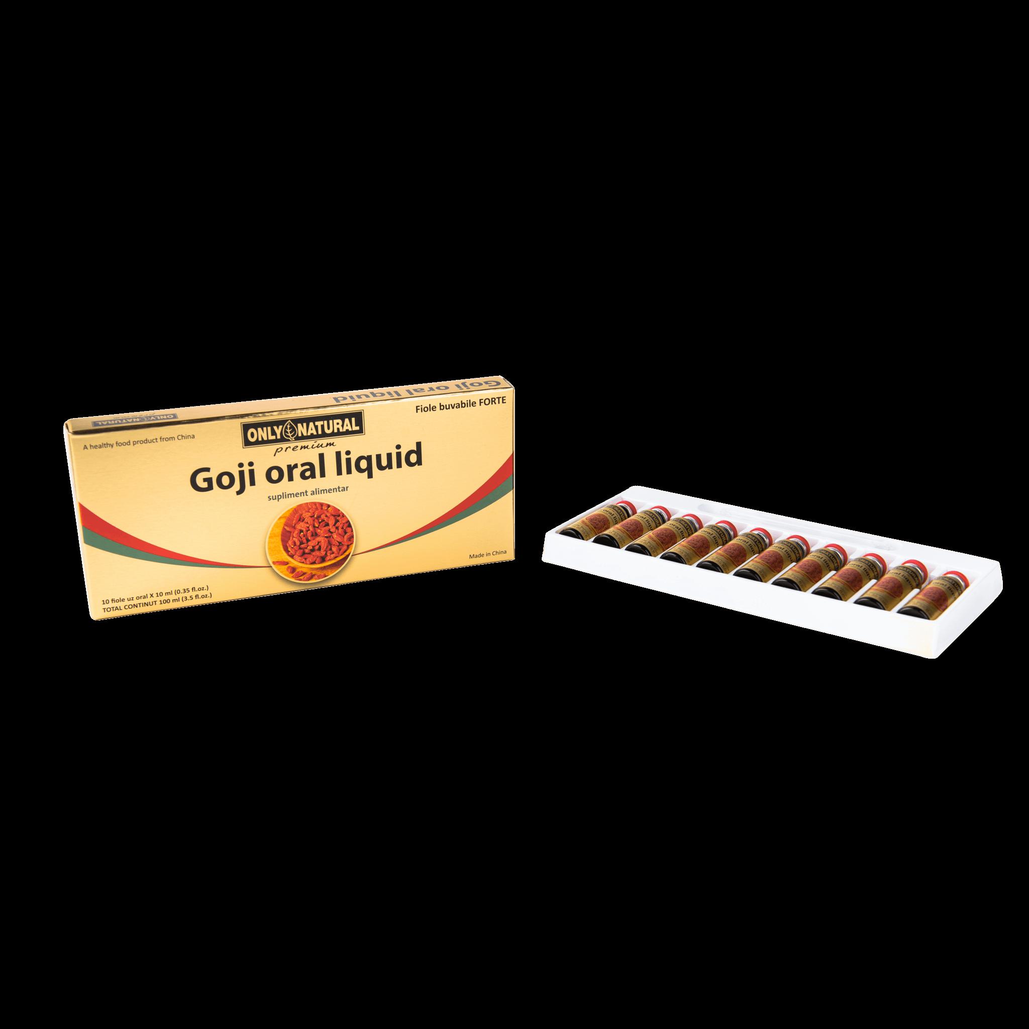 Supliment alimentar Goji