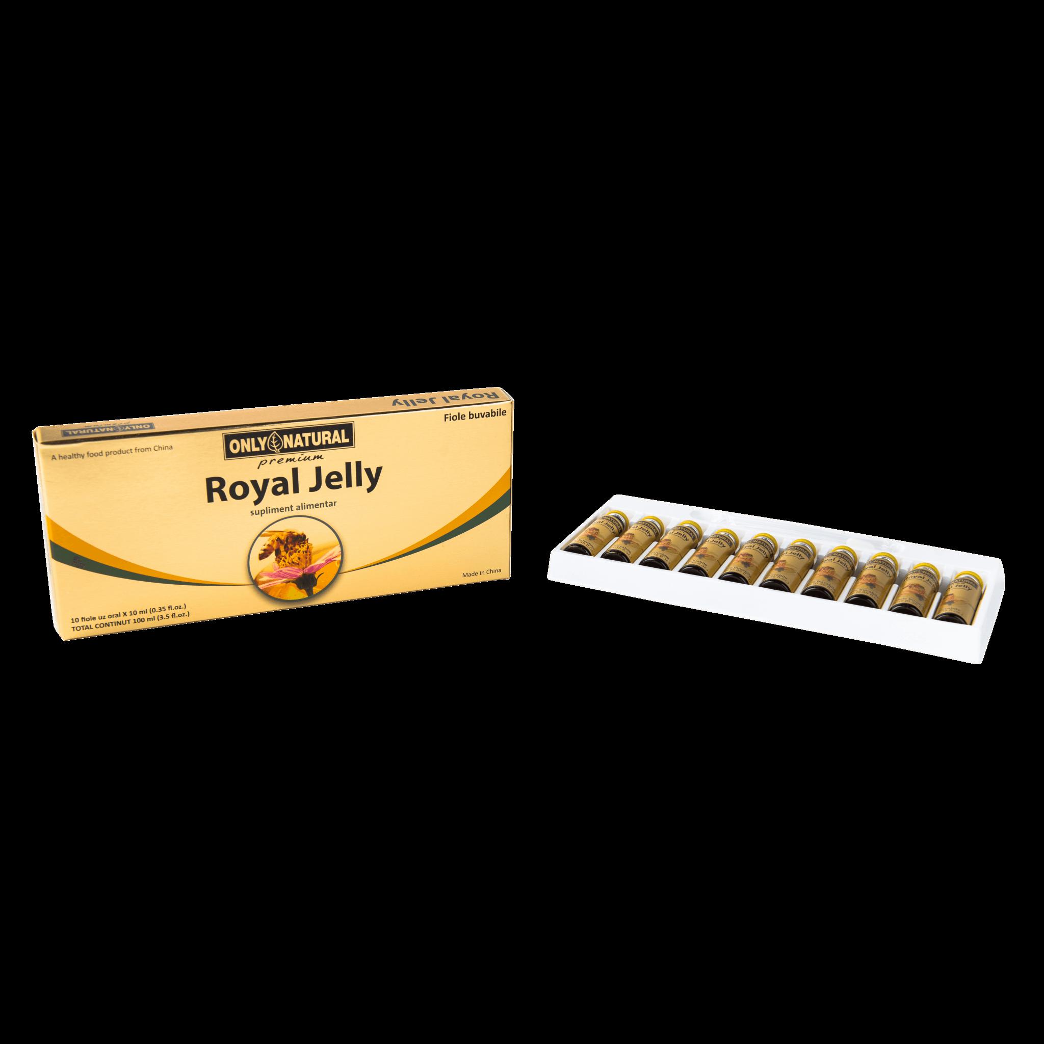royal jelly fiole