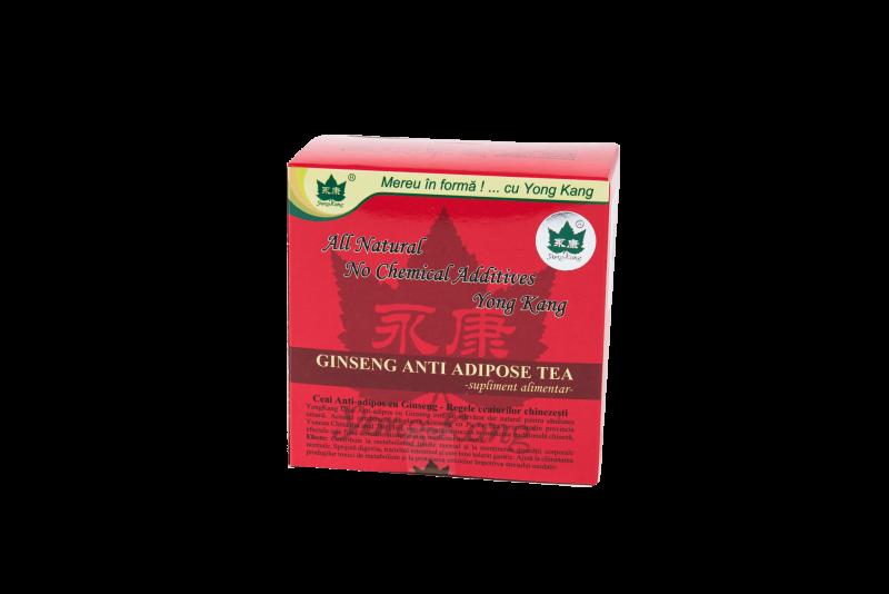 ceai antiadipos cu ginseng