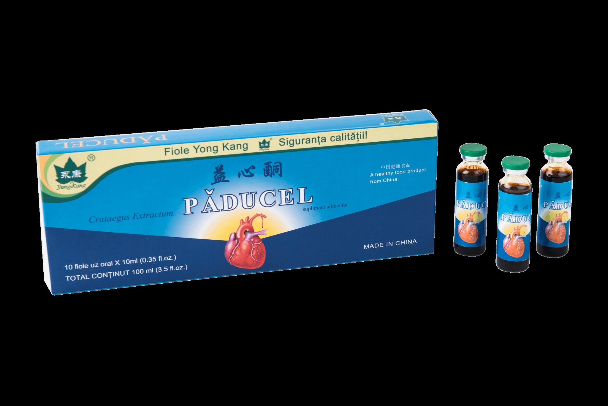 paducel supliment alimentar antistres